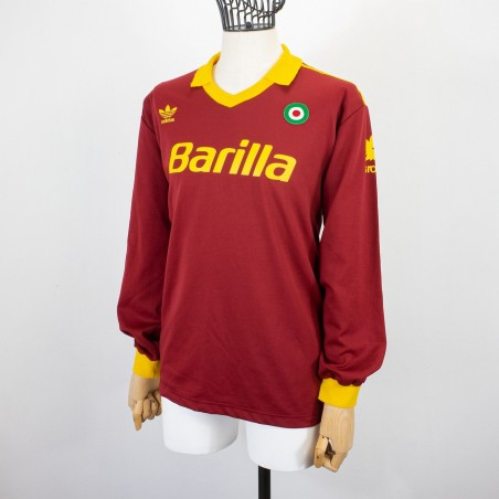 ROMA TRAINING JERSEY ASICS 1995/1996