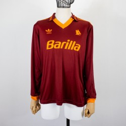 ROMA HOME JERSEY ADIDAS LS...