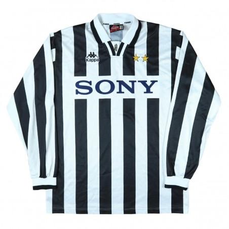 MAGLIA JUVENTUS KAPPA SONY 1996/1997
