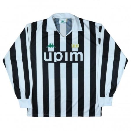 1991/1992 FC JUVENTUS KAPPA UPIM SHIRT