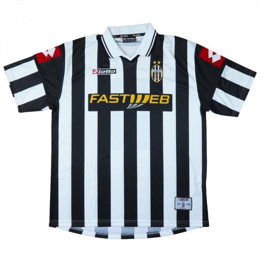 2001/2002 FC JUVENTUS LOTTO SHIRT