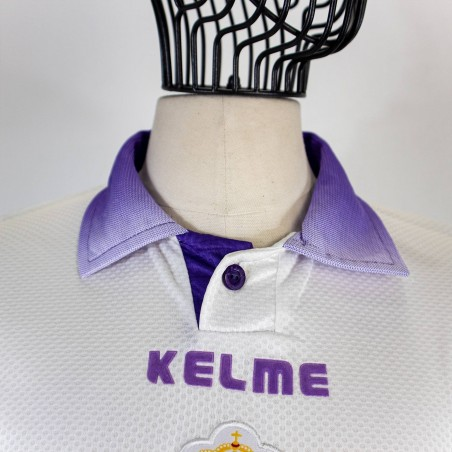 1997/1998 REAL MADRID SHIRT KELME N3...