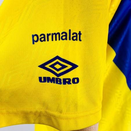 PARMA TRAINING T-SHIRT UMBRO 1991/1992