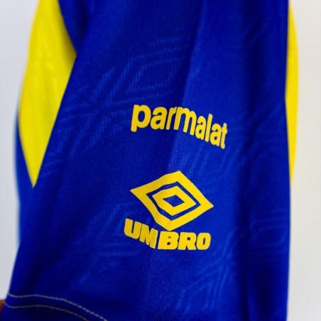 T-SHIRT ALLENAMENTO PARMA UMBRO...