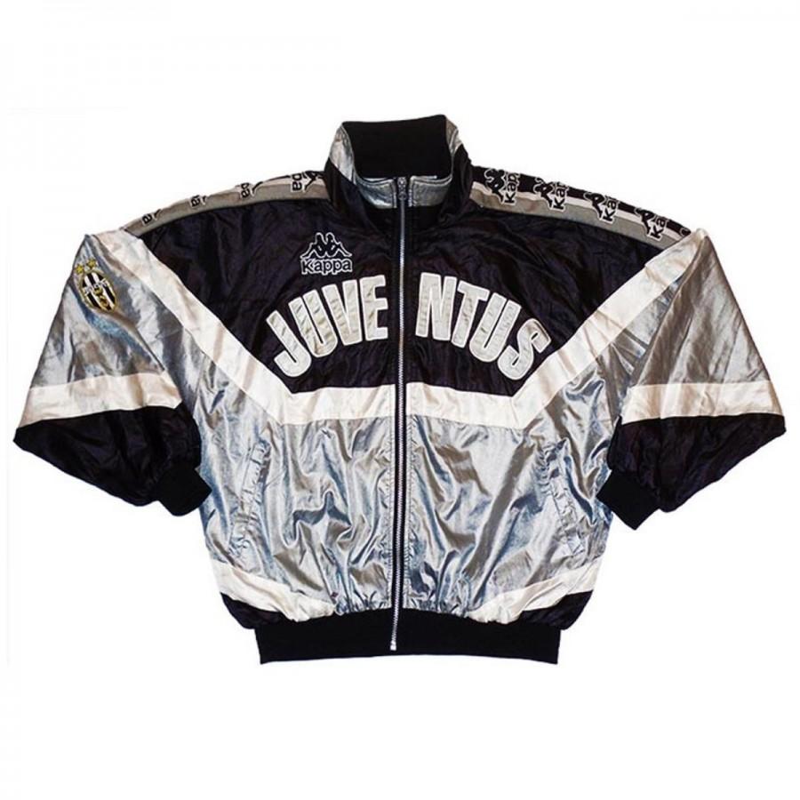 JUVENTUS TRAINING TRACK 1995/96