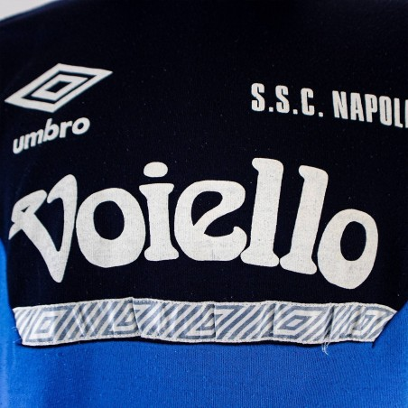 TUTA NAPOLI UMBRO ALLENAMENTO 1991/1992