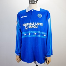 NAPOLI HOME JERSEY LOTTO...