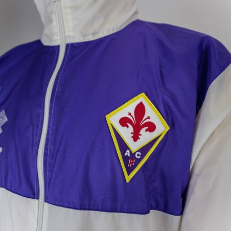 FIORENTINA RAIN JACKET LOTTO 1992/1993