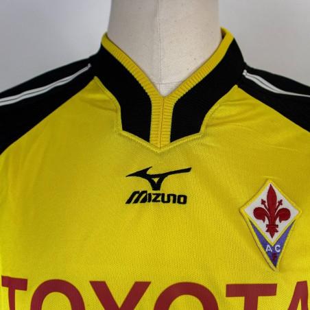 FIORENTINA MIZUNO JERSEY LS 2001/2002...