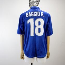 MAGLIA HOME ITALIA NIKE 18...