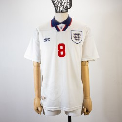 ENGLAND HOME JERSEY UMBRO...
