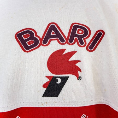 FELPA GIROCOLLO BARI 1990/1991