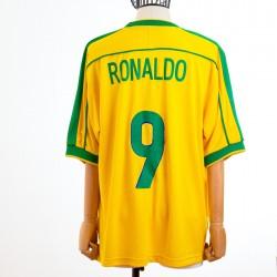 BRAZIL HOME JERSEY NIKE...