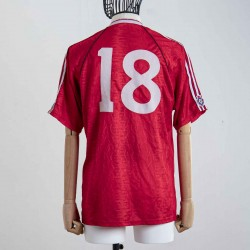 MANCHESTER UNITED HOME...
