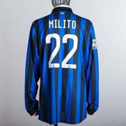 MAGLIA HOME INTER MILITO...