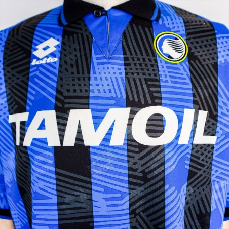 ATALANTA HOME JERSEY LOTTO 1991/1992 15